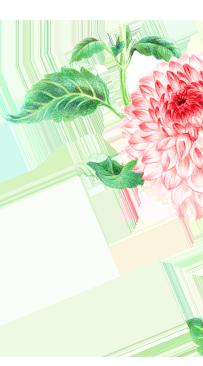 left flower